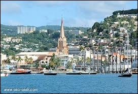 Quizz les habitants des communes de martinique 1 quiz villes departements - Le port de fort de france ...