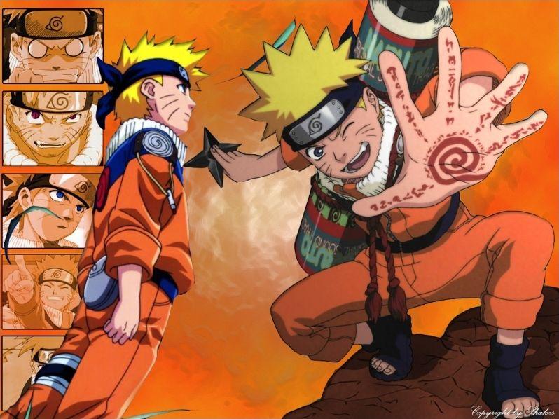 Naruto : l'équipe 7