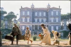 Comment se nommait  le Château de ma mère  de Marcel Pagnol ?