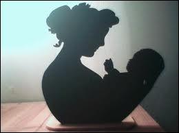 Qui a écrit  Oh l'amour d'une mère, amour que nul n'oublie  ?