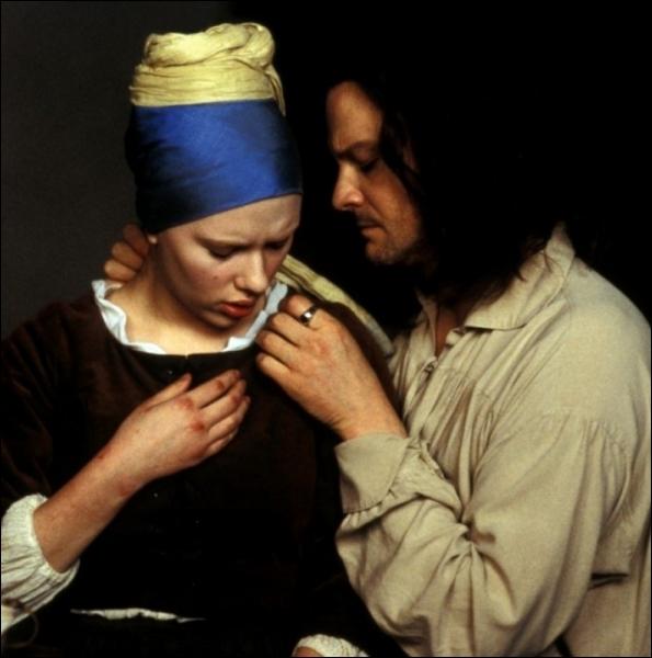 Quizz le cin ma et les peintres quiz films cinema l for Biographie de vermeer