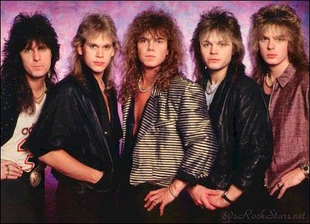Quel est cet ancien groupe de rock notamment connu avec  The Final Countdown  ?