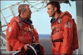 Comment s'appelle l'acteur qui joue le beau-fils de Harry Stamper (Bruce Willis) dans  Armageddon  ?