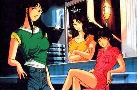 Dans quel dessin animé des années 80 peut-on voir ces trois soeurs ?