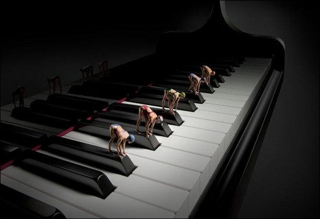 C'est un mot commun au pianiste, au nageur de compétition, et même à l'escrimeur !