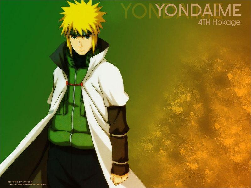 Naruto : l'équipe du Yondaime