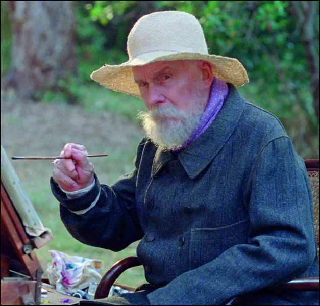 Quel célèbre peintre, alors qu'il était perclus de rhumatismes à la fin de sa vie a dit :   La douleur passe, la beauté reste   ?
