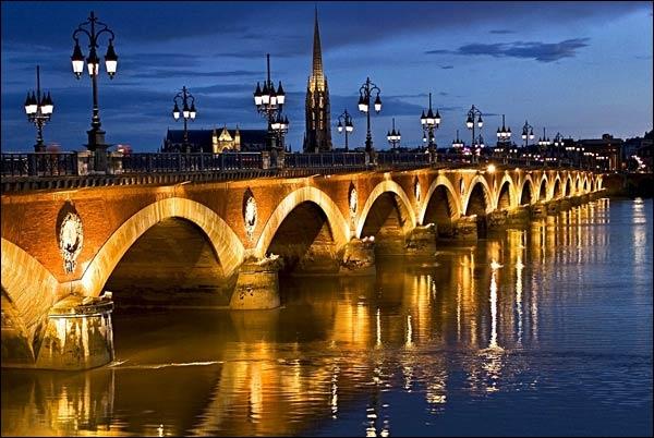 Quizz les beaux ponts fran ais quiz monuments francais - Les ponts de bordeaux ...