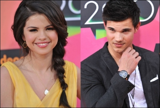 Elle est déjà sortie avec Taylor Lautner.