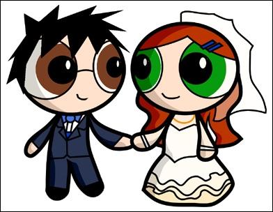 Qui sont ces jeunes mariés ?