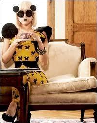 Quel est ce clip de Lady Gaga ?