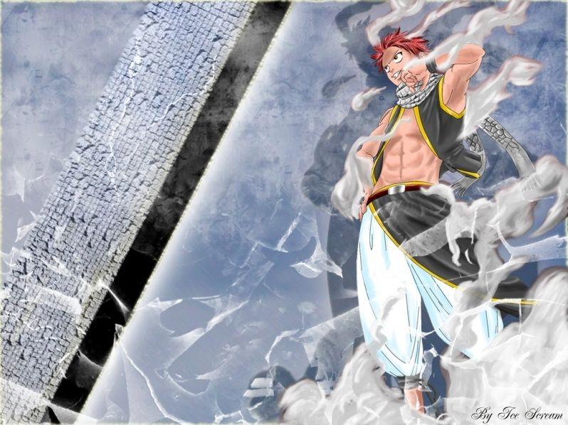Fairy Tail : l'équipe du héros