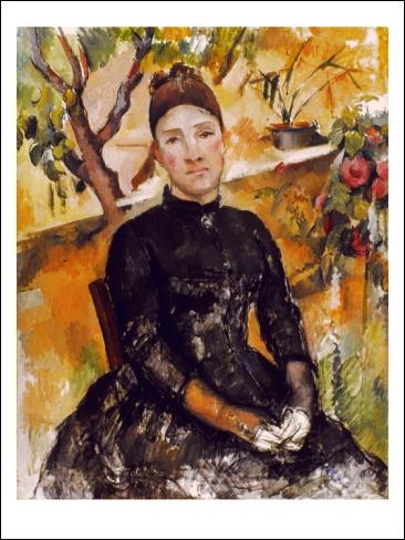 Qui a peint ce portrait en 1890 ?