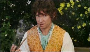 Comment s'appelle le Hobbit, le personnage principal que l'on voit tout le long du film ?