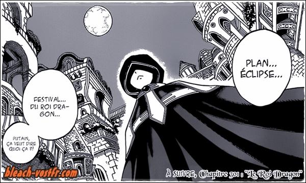 Lors des grands jeux magiques, une femme observe Fairy Tail , qui est-elle ?