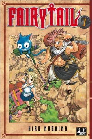 Tout sur Fairy Tail !