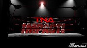 Quelle est la particularité de l'ancien ring de la TNA ?