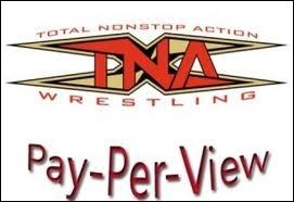 Quel est le pay-per-view principal de la TNA ?