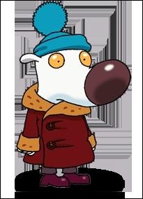 Comment s'appelle ce personnage ?