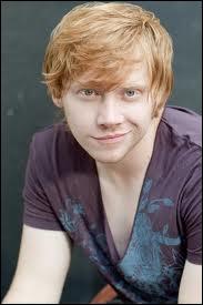 Qui joue le rôle de Ron Weasley ?