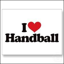 Laquelle de ces marques est spécialisée dans le handball ?