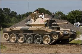 De quelle nationalité est ce char ?