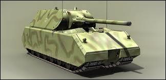 Lequel de ces chars, de nationalités différentes, est le plus puissant ?