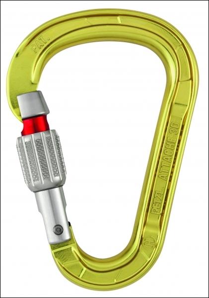 Quel noeud faut-il utiliser pour faire du rappel avec un mousqueton (attention à la surchauffe) ?