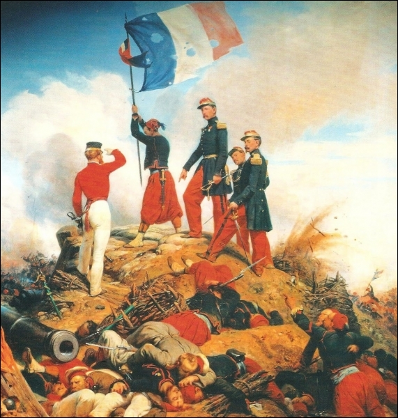 J'y suis, j'y reste . Cette fière et laconique sentence a été prononcée par Patrice de Mac Mahon à l'issue de la bataille de ... .