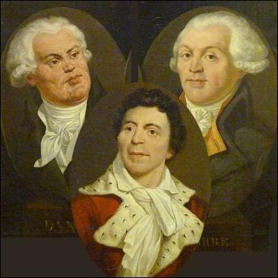 De l'audace, encore de l'audace, toujours de l'audace , est la conclusion d'un discours à l'assemblée législative du 2 septembre 1792 de quel député ?