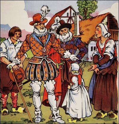 Labourage et Pâturage sont les deux mamelles de la France . De qui est cet hommage appuyé et sincère à la paysannerie française ?