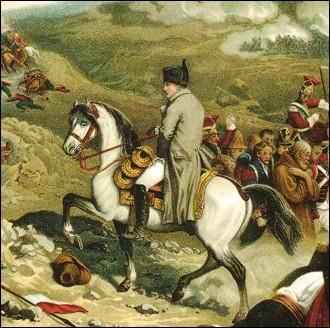 Napoléon Ier : Empereur de la formule... Lors de qu'elle bataille aurait-il prononcé  Impossible n'est pas français  à ses soldats, stoppés par les tirs d'artillerie adverse ?