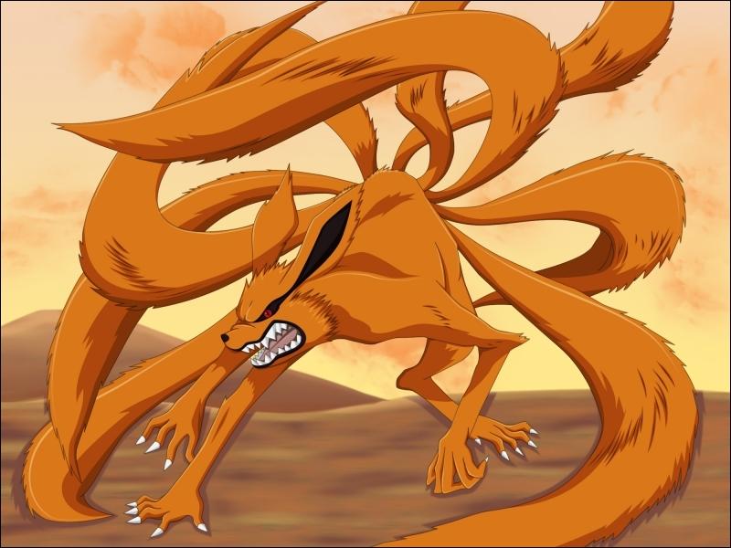 Quizz Naruto : ... Hachibi