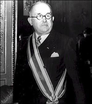 Premier président de laQuatrième République