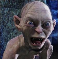 Combien Gollum a-t-il de dents lors de sa rencontre avec Bilbo ?