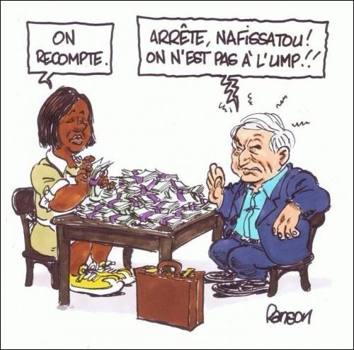Pour votre compréhension, j'intitulerais cette question : Femme de Ménage Incluse ou FMI pour les puristes !