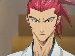 C'est un Shinigami, son Zanpakuto se nomme Zabimaru et il fait partie de la 6 ème division. Ce Shinigami est ...