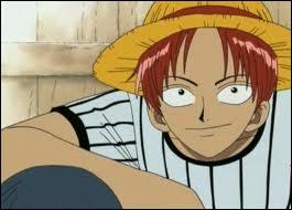 Il faisait partie de l'équipage du Roi des pirates, il a donné son chapeau à Luffy. Qui est-ce ?