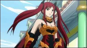 C'est la femme la plus forte de sa guilde, elle possède plus de 100 armures qu'elle peut invoquer. Cette femme est ...