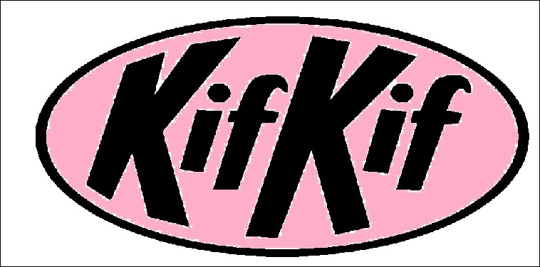 L'expression ''kif-kif'' signifie ''c'est pareil''. Parfois, on dit même :