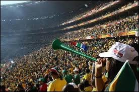 Quel instrument de musique apparu en Afrique du Sud dans les années 60 est devenu le symbole de la Coupe du monde de football 2010 ?