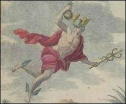 Marques : je suis le messager des dieux dans la mythologie grecque. Mon nom a été emprunté par une célèbre marque. Je suis :