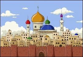 Quel mot n'a aucun rapport avec une ville arabe ?