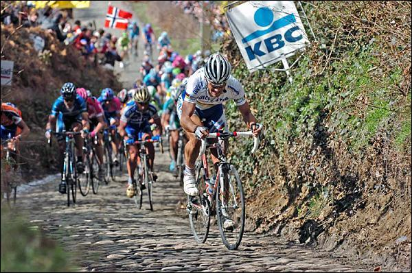 Quel cycliste français n'a jamais remporté le Tour des Flandres ?