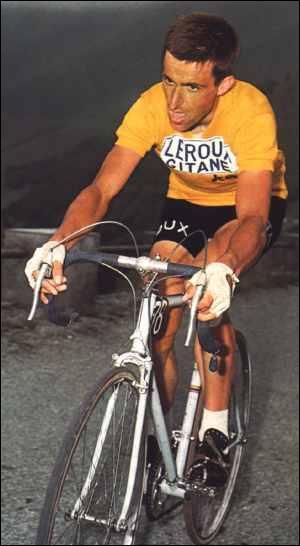 Quel est le prénom de Simpson, cycliste décédé sur les pentes du mont Ventoux en 1967 ?