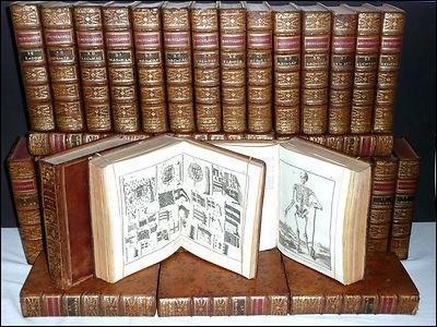 Le 1er volume de l'Encyclopédie parut en 1751. Son  but est de rassembler les connaissances éparses sur la surface de la Terre ; d'en exposer le système général aux hommes ...  . Qui s'exprime ?