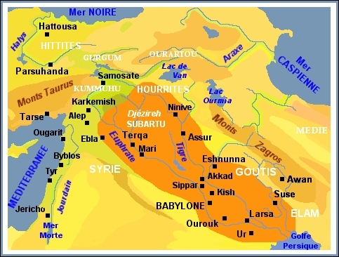 En 1750 avant notre ère, le roi Hammourabi meurt. Quel empire fonda-t-il ?