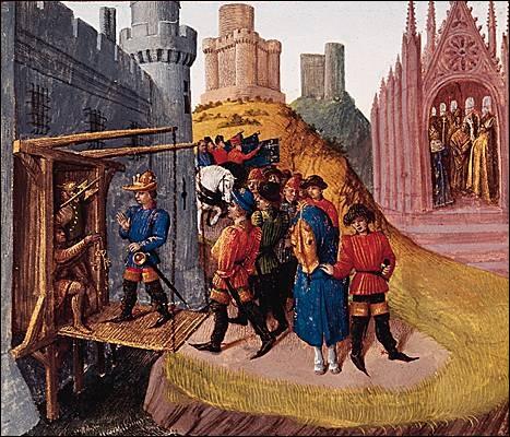 Il fut élu roi à Noyon, le 1er juin 987, et certainement couronné à Reims le 3 juillet. Il inaugura une lignée de 36 souverains se succédant suivant les lois du sang. Qui est-ce ?