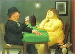 Joueurs de cartes.