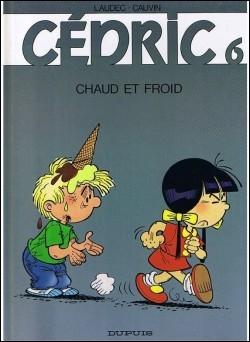 Quel âge a Cédric ?